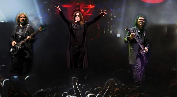 Koncert Black Sabbath