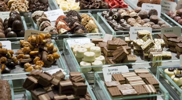 Kawiarnie i sklepy ze słodkościami