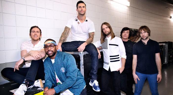 Koncert Maroon 5