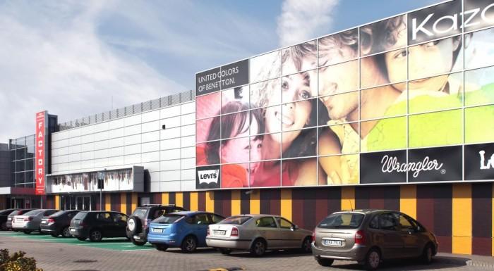 Factory Kraków - Outlet paradise